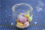 A Bowl of Tadpole Macaroons