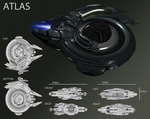 EVE Online Contest - Atlas