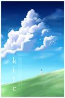 Kite by s0ggywaffls