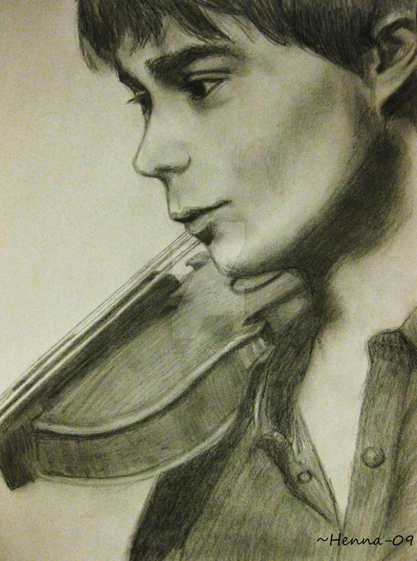 Alexander Rybak by ParadizeLily