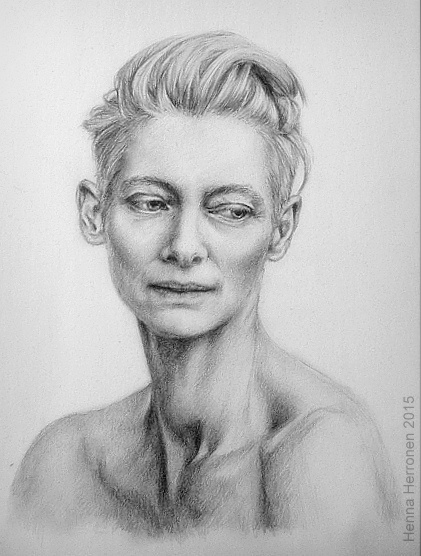 Tilda Swinton by ParadizeLily