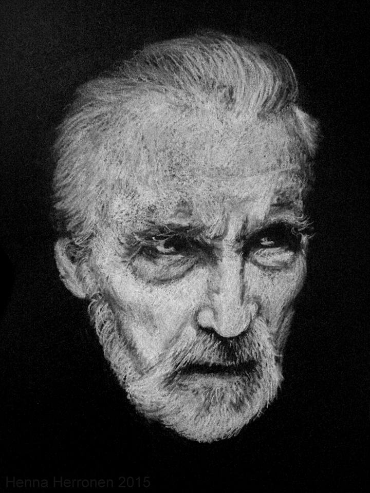 RIP, Sir Christopher Lee by ParadizeLily