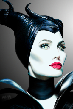 Maleficent by ParadizeLily