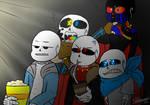 Draw My Squad #1 (Undertale)