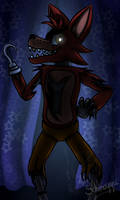 Foxy! ( Five Nights at Freddy's )