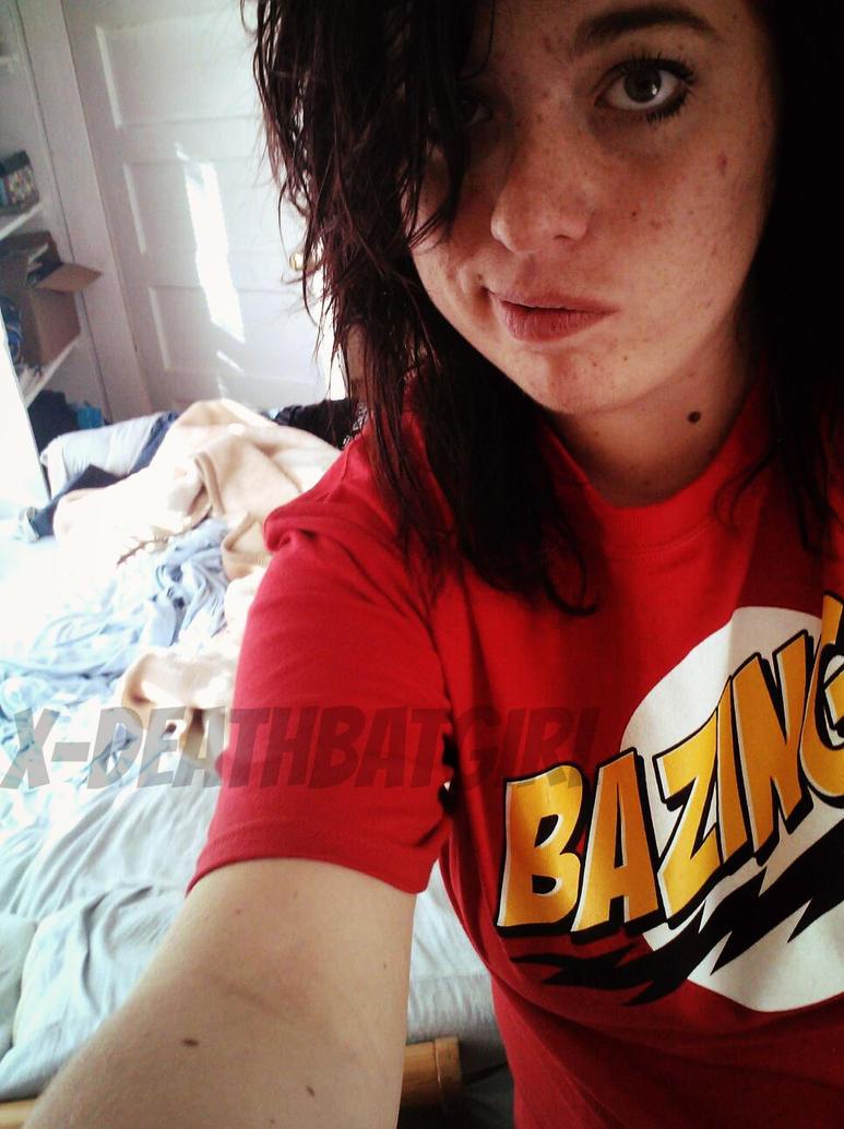 Bazinga Punk! by x-DeathbatGirl