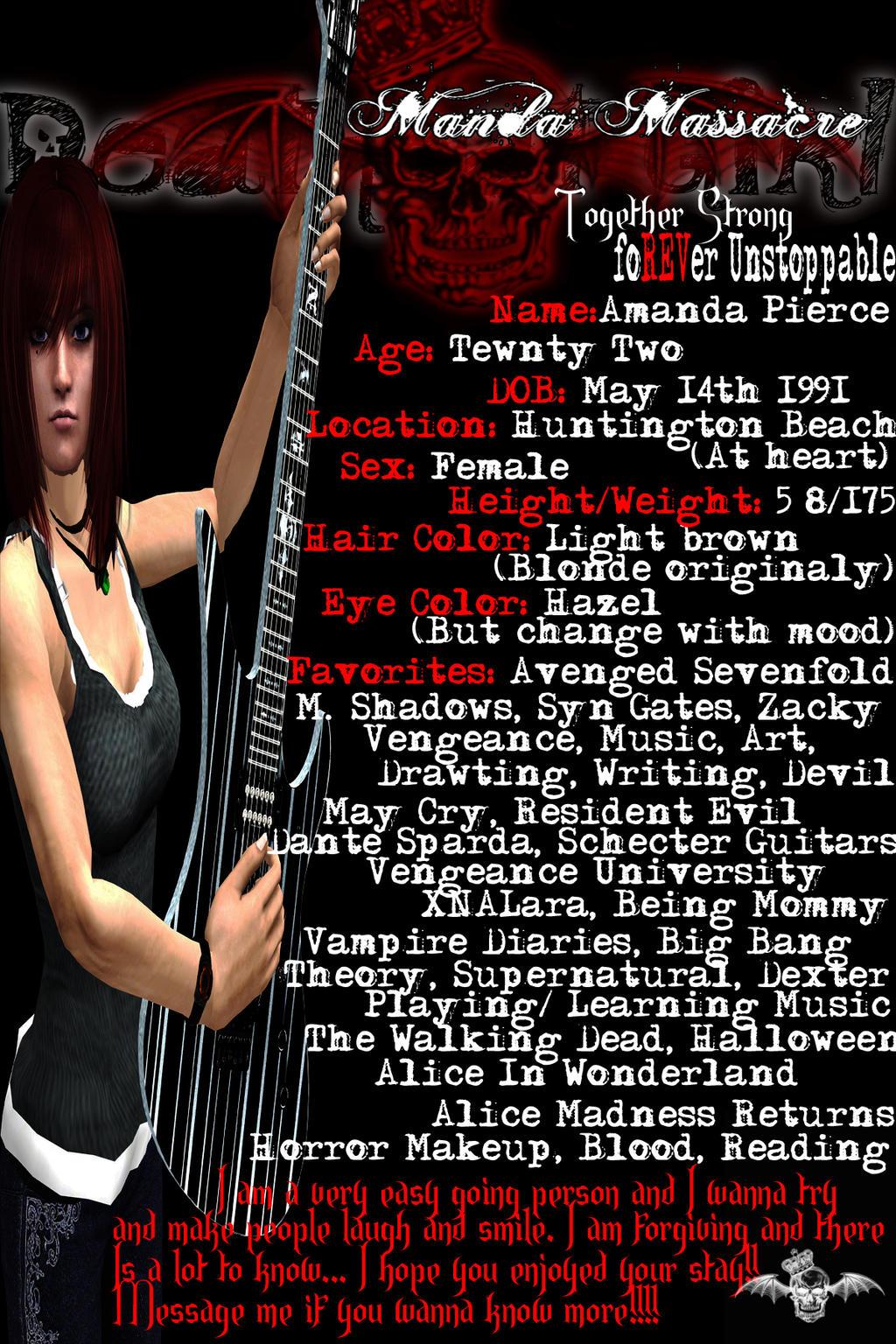 x-DeathbatGirl's Profile Picture