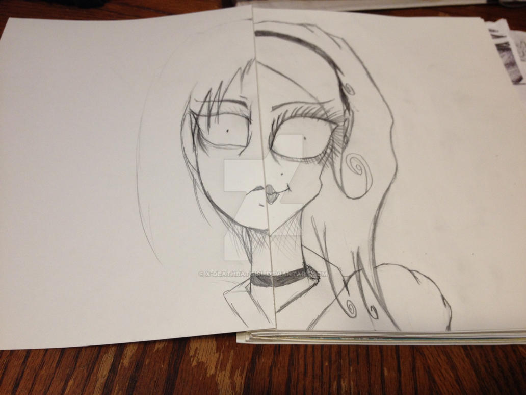 W.I.P: Take Me To Wonderland. by x-DeathbatGirl