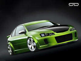 Holden Concept by odyar