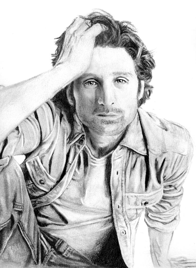 Drawing Lines Grey S Anatomy : Mcdreamy by ravdenmark on deviantart