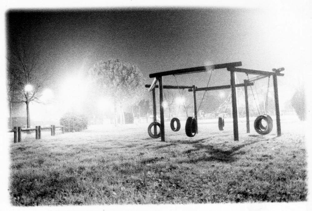 Phantom's playground by rotellaro