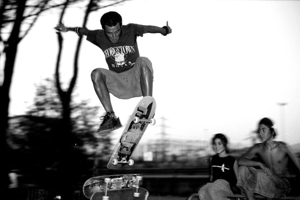 skate jump #2 by rotellaro