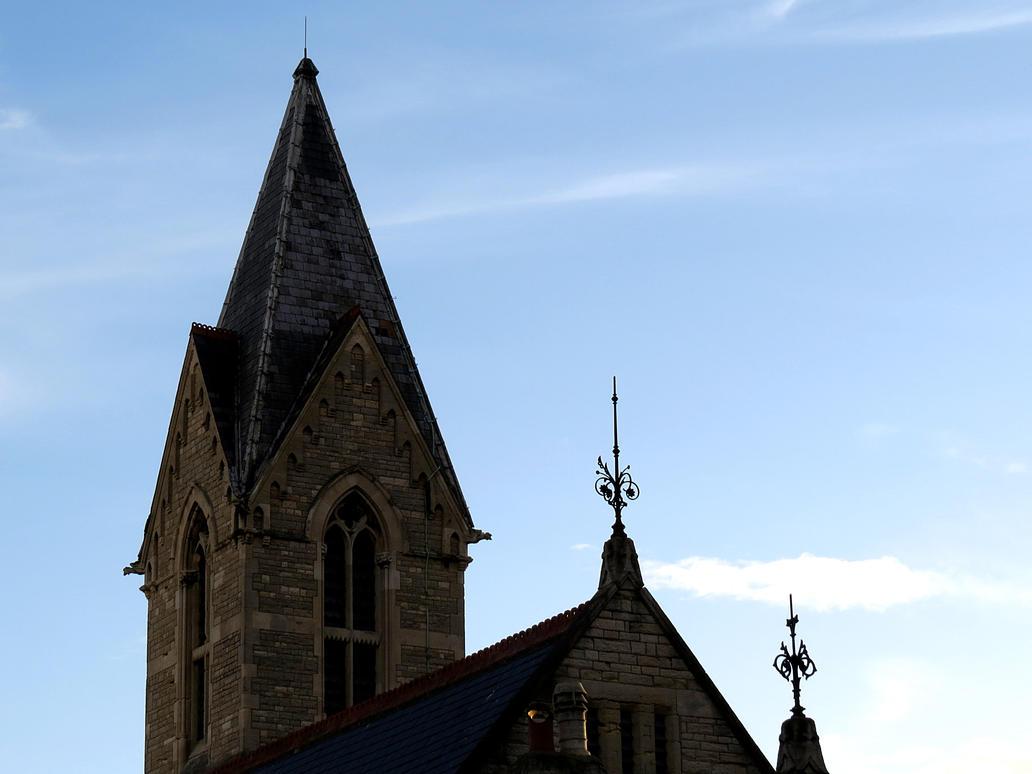 The baptist church by rotellaro