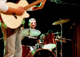 Drummer by rotellaro