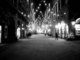 Florence by night by rotellaro