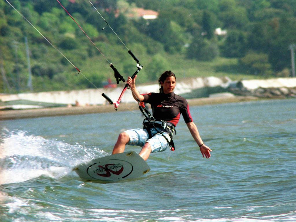 Kitesurfer #1 by rotellaro