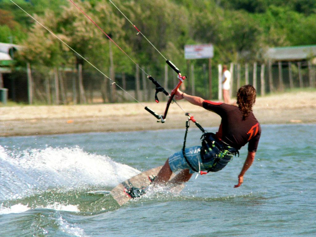 Kitesurfer #2 by rotellaro