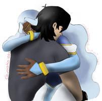 VLD KAllura hugs by cubbieberry