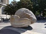 Head Statue STOCK