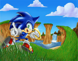 Sonic: Time To Move On... by CPC