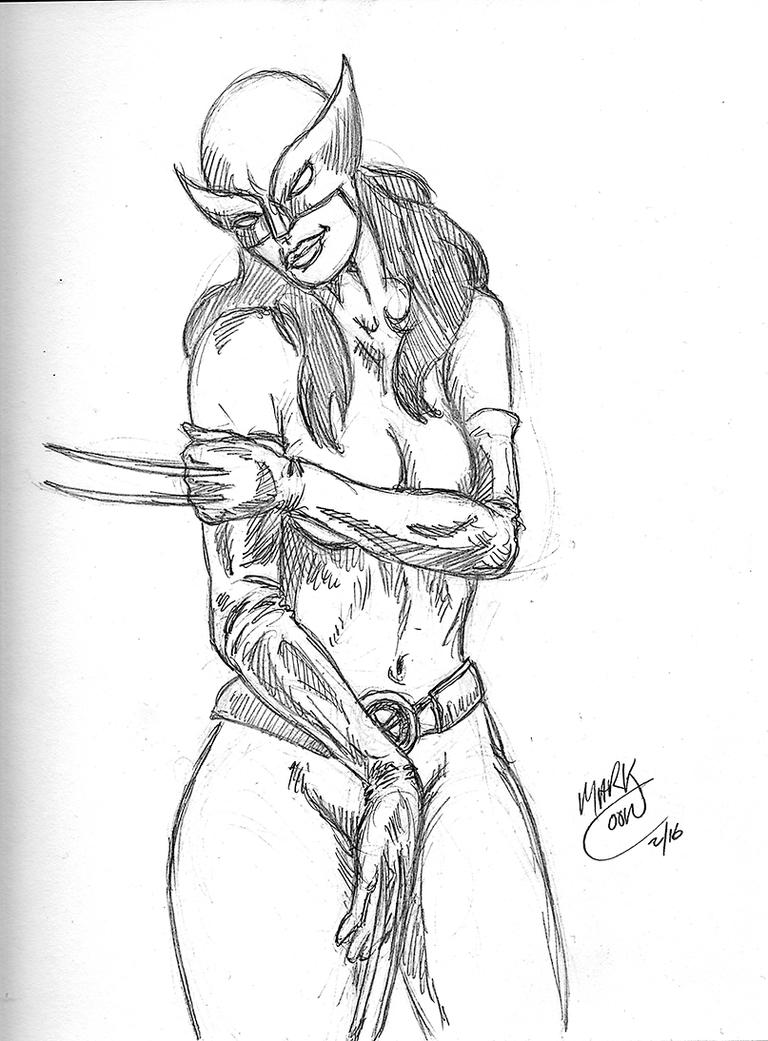 All New Wolverine by CoonDog69
