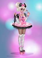 Sissy Robin: Little Miss Gotham by Rymaestro
