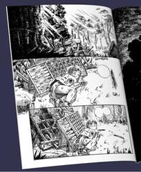Working progress Manga