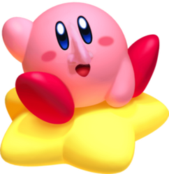 Good ol' Kirby by KoopaKing1