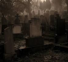 cemetery by malavila