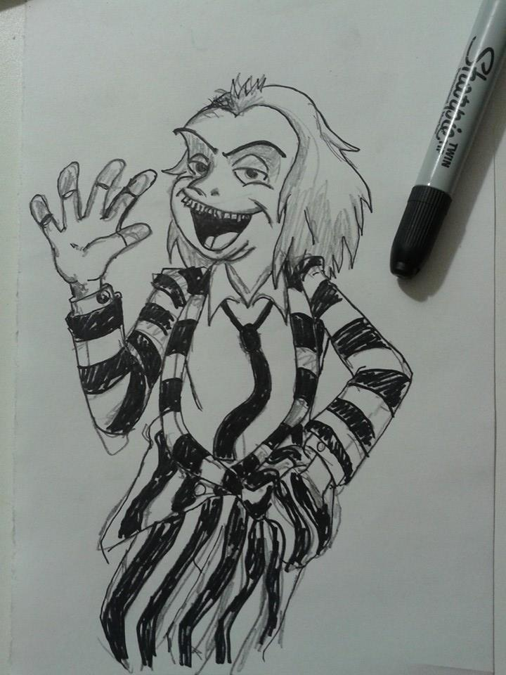 beetlejuice by Zhade01