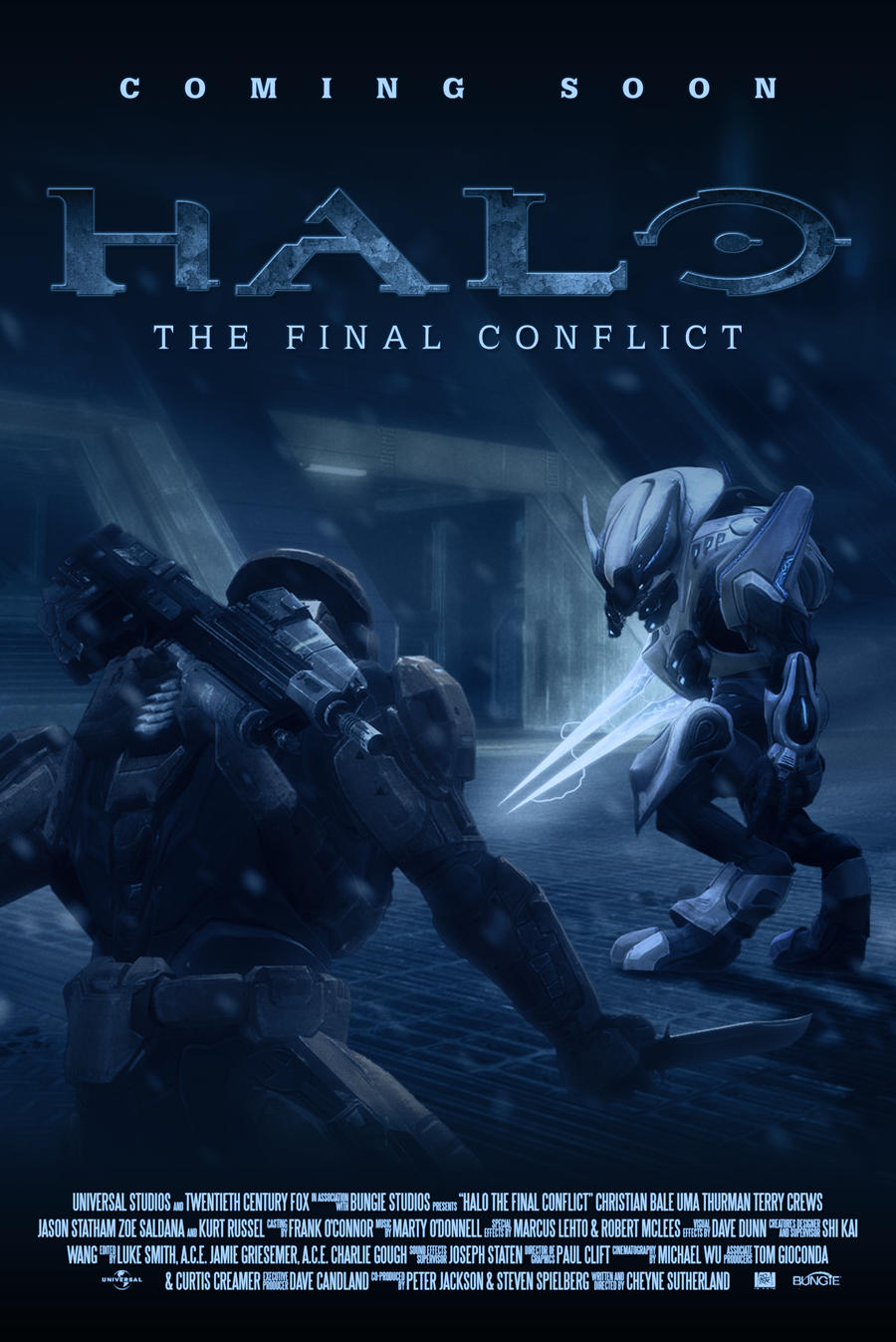 Halo: The Final Conflict by CSutherland