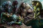 Trolls of Hellfrost