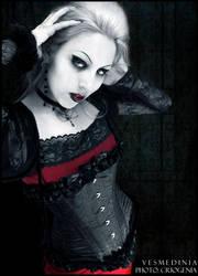 Mistress of the Dark by Vesmedinia