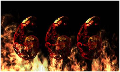 8. Fiery Six Upon 6
