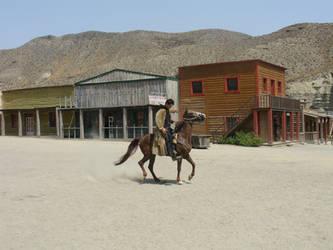Western country Rider by Nestaman