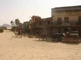 Western country Wagon by Nestaman