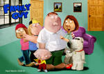 Family Guy real cartoon