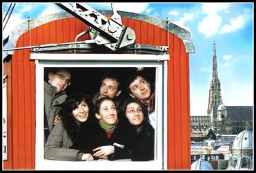 Ferry-wheel by medinstpro
