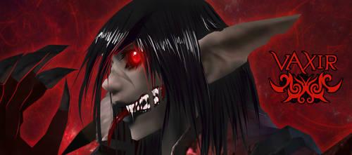 The Wrathful - Portrait by Solameya