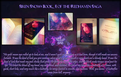 Siren Snow: Book #1 of the Redhaven Saga by Solameya