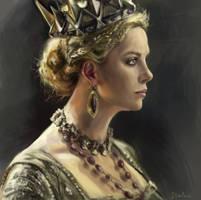 Queen Ravenna by Exdtd