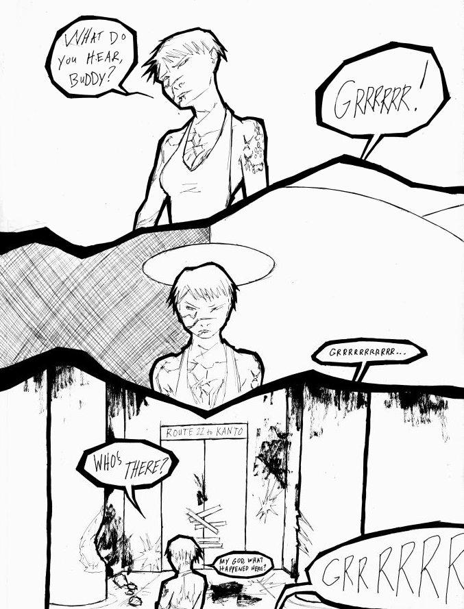 SoulSilver: Apocalypse Johto - Page 0611 by SABERinBLUE