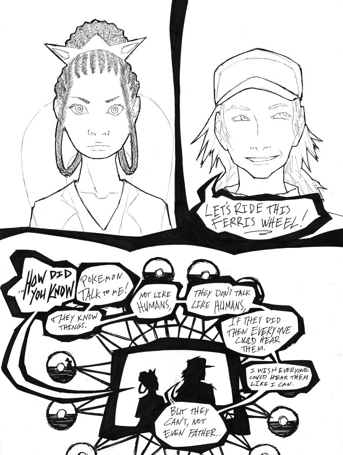 SoulSilver: Apocalypse Johto - Page 0772 by SABERinBLUE
