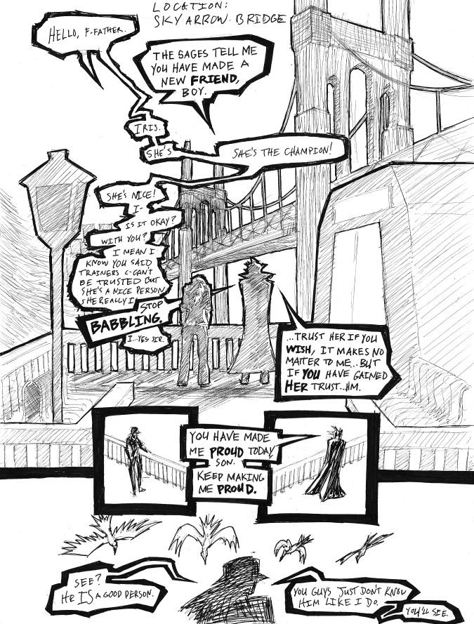 SoulSilver: Apocalypse Johto - Page 0774 by SABERinBLUE