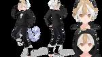 TDA Earthly Frost Len [MMD]
