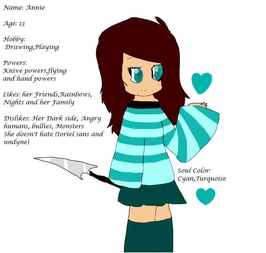 Undertale Soul Oc [Color Turquoise] by Belle-Puffed on DeviantArt