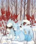 [c]ShadyCatStudios - Winter Kiss