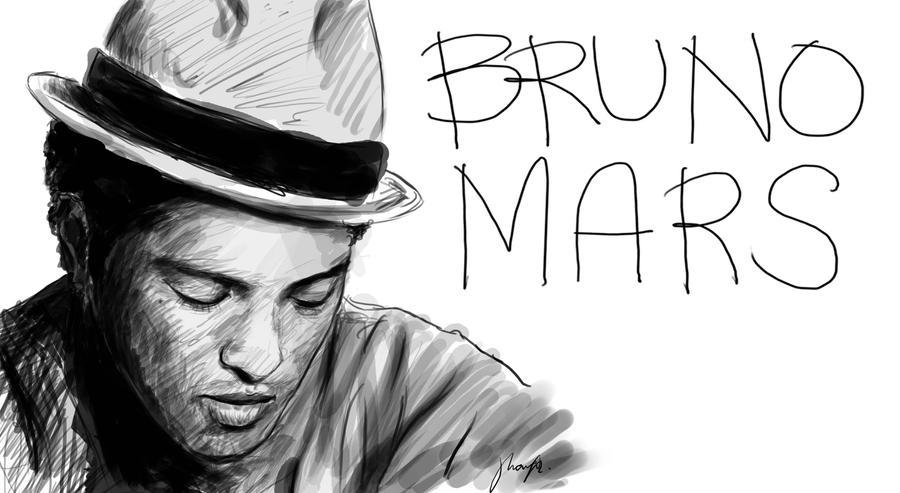 BRUNO MARS By Echosei On DeviantArt
