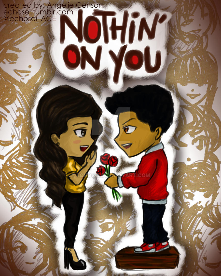 B bruno mars nothin on you lyrics