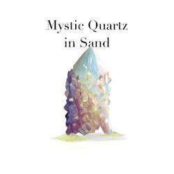 Mystic Quartz with Sand
